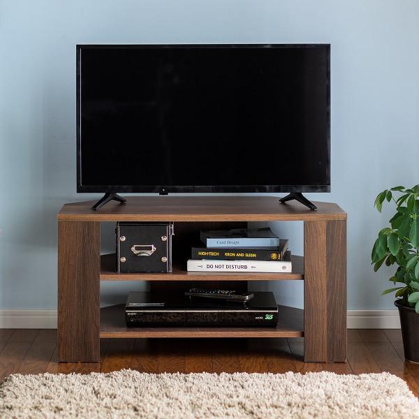 テレビ台 コーナーボード テレビラック テレビボード TV台 ローボード 32型 W80cm(即納) sanwadirect 13