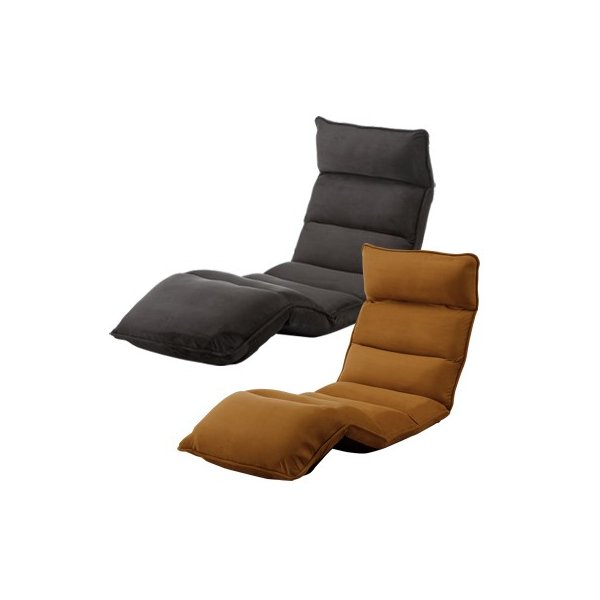 座椅子 座いす 座イス リクライニング 低反発 ハイバック sanwadirect 15
