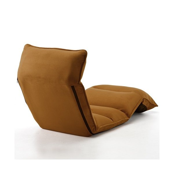 座椅子 座いす 座イス リクライニング 低反発 ハイバック sanwadirect 04