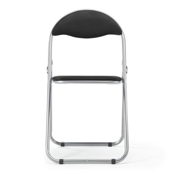 折りたたみ パイプ椅子 3脚セット 会議用椅子 パイプチェア(即納)|sanwadirect|14