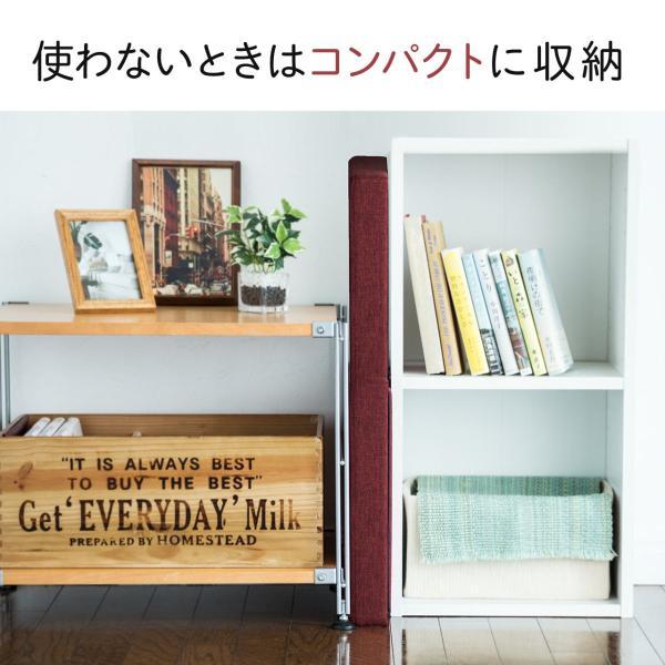 スツール 収納 ボックス ベンチ(即納)|sanwadirect|07