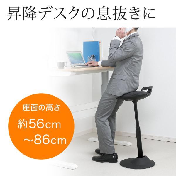 オフィスチェア エルゴノミクス 人間工学 パソコンチェア(即納)|sanwadirect|03