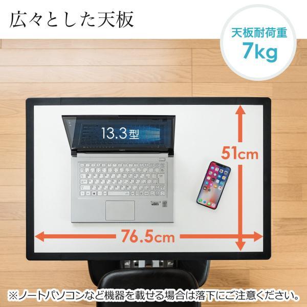 バランスチェア デスク バランスチェアー(即納)|sanwadirect|06