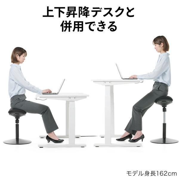 オフィスチェア エルゴノミクス 人間工学 パソコンチェア 椅子 イス(即納)|sanwadirect|13