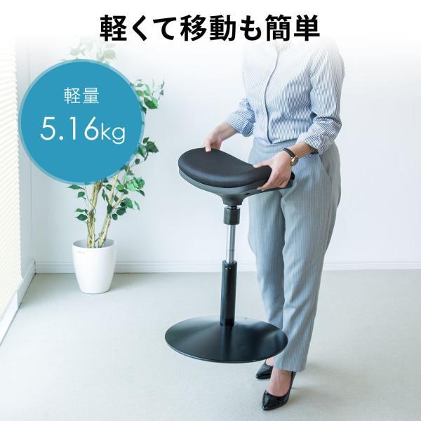 オフィスチェア エルゴノミクス 人間工学 パソコンチェア 椅子 イス(即納)|sanwadirect|14