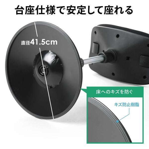 オフィスチェア エルゴノミクス 人間工学 パソコンチェア 椅子 イス(即納)|sanwadirect|16