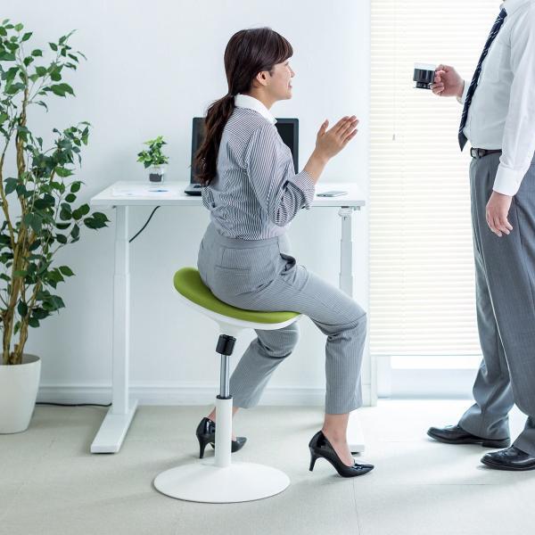 オフィスチェア エルゴノミクス 人間工学 パソコンチェア 椅子 イス(即納)|sanwadirect|18