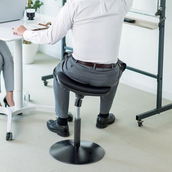オフィスチェア エルゴノミクス 人間工学 パソコンチェア 椅子 イス(即納)|sanwadirect|19