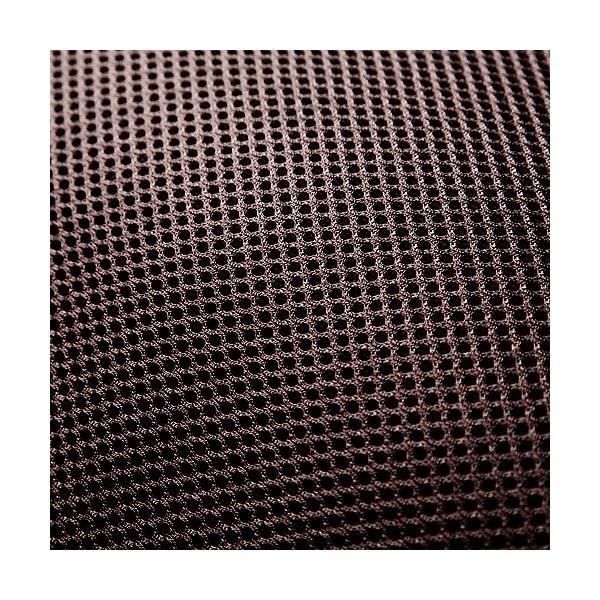 座椅子 座いす 座イス リクライニング 低反発 マイクロファイバー メッシュ(即納)|sanwadirect|11