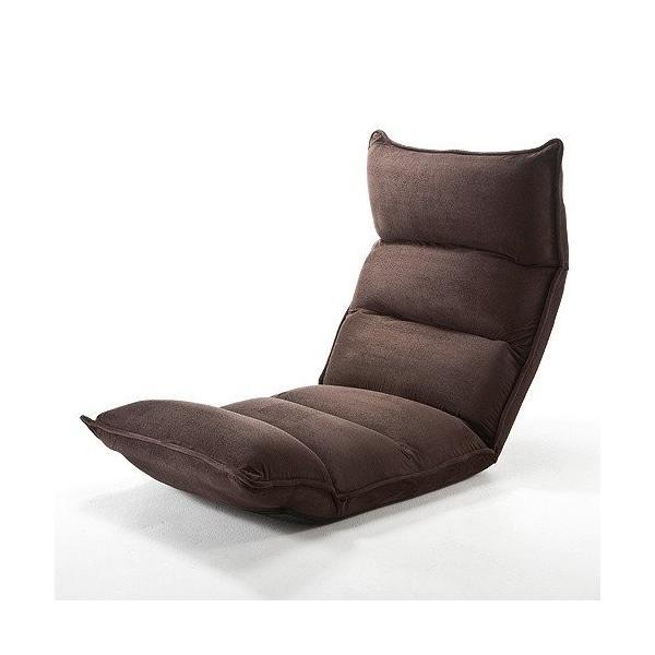 座椅子 座いす 座イス リクライニング 低反発 マイクロファイバー メッシュ(即納)|sanwadirect|07