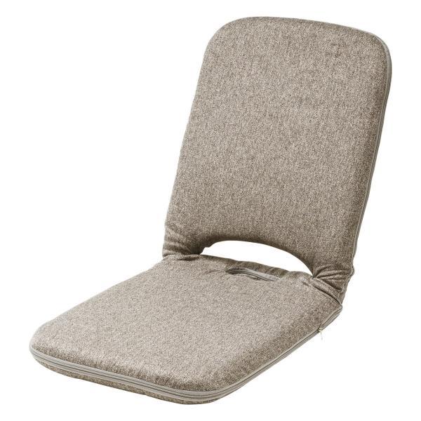 座椅子 折りたたみ 座いす 座イス コンパクト リクライニング おしゃれ(即納)|sanwadirect|20