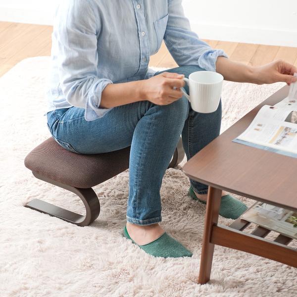 正座椅子 座椅子 しびれ 腰痛 対策(即納)|sanwadirect|07