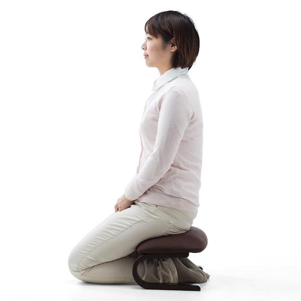 正座椅子 座椅子 しびれ 腰痛 対策(即納)|sanwadirect|09