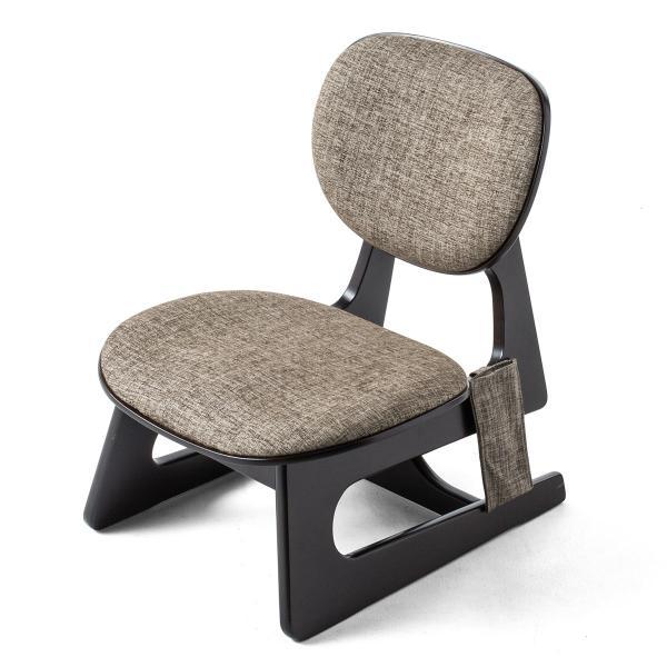 座敷椅子 高座椅子 低座椅子 木製フレーム 座いす 座イス|sanwadirect|20