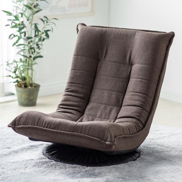 回転 座椅子 座イス 座いす 回転 360度回転 コンパクト 背もたれ 3段階 角度 リラックス(即納)|sanwadirect|19