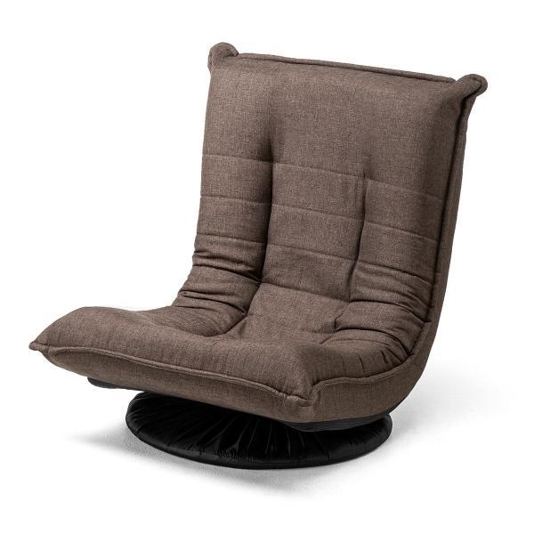 回転 座椅子 座イス 座いす 回転 360度回転 コンパクト 背もたれ 3段階 角度 リラックス(即納)|sanwadirect|20