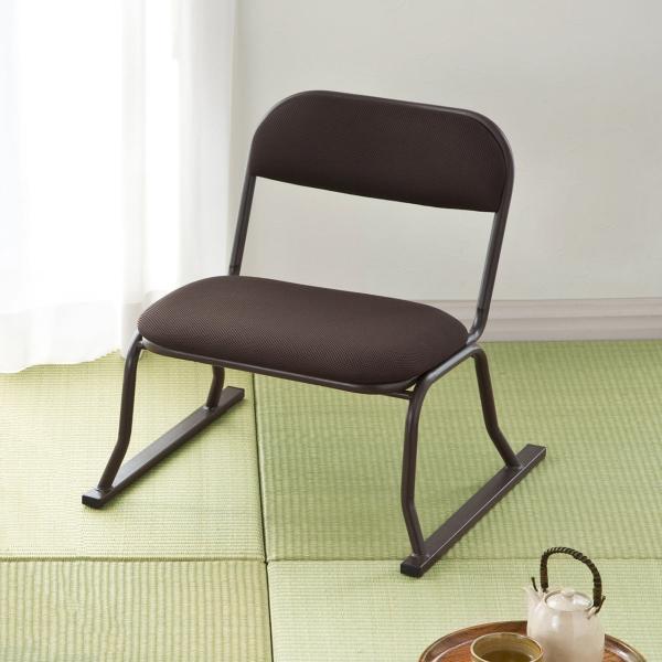 高座椅子 スタッキング 法事 集会 座敷 4脚 イス いす 低いチェア|sanwadirect|14