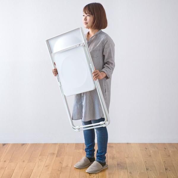 折りたたみ椅子 4脚セット チェア(即納)|sanwadirect|14