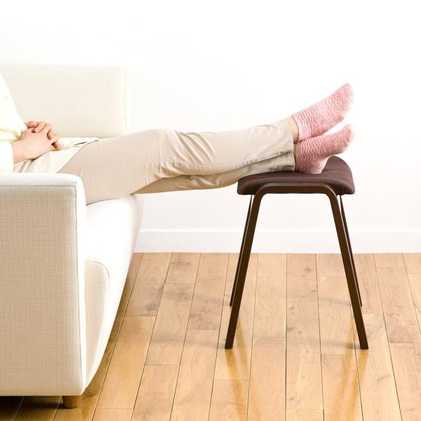スツール 木製 腰掛け 椅子 スタッキング スツール イス 2脚セット(即納)|sanwadirect|12