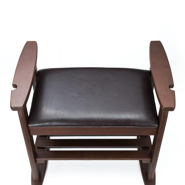 玄関椅子 スツール ベンチチェア 腰掛け チェア 収納 シューズラック シューズボックス|sanwadirect|10