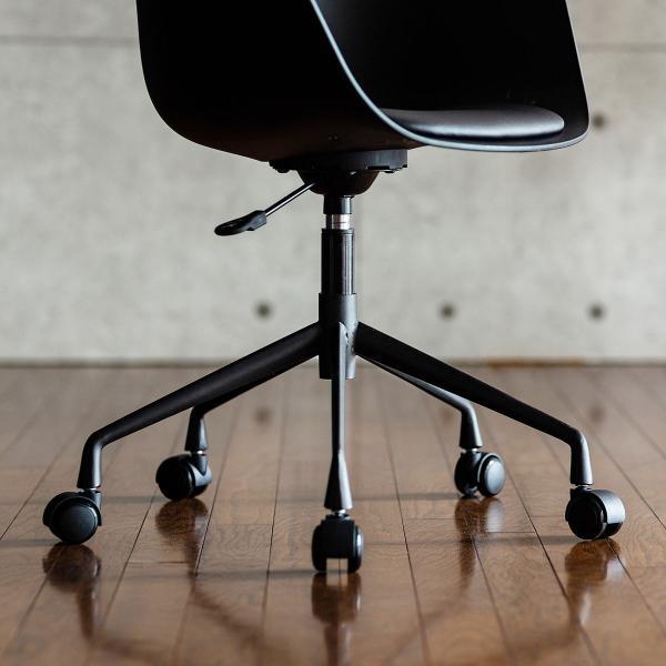 イームズチェア 回転 ジェネリック家具 リプロダクト デザイナーズ アームシェルチェア DAR Eames キャスター付き|sanwadirect|15