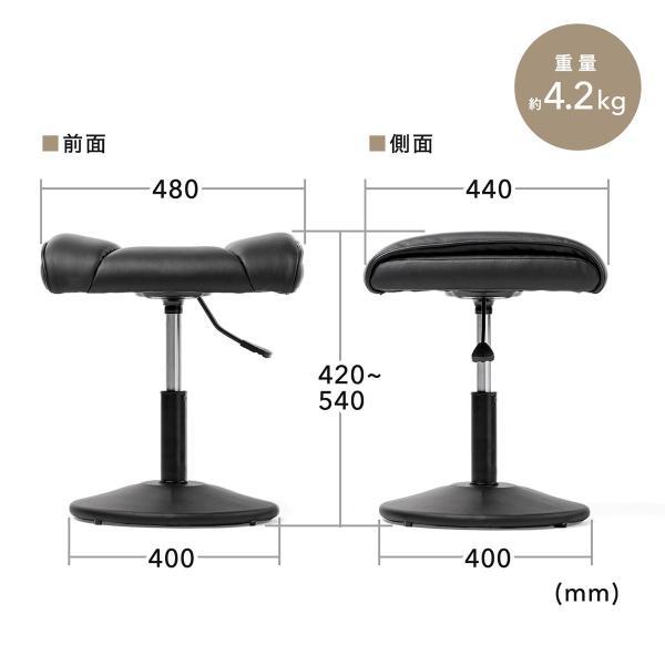 オットマン 脚置き台 スツール チェア 椅子 ソファ シンプル|sanwadirect|02