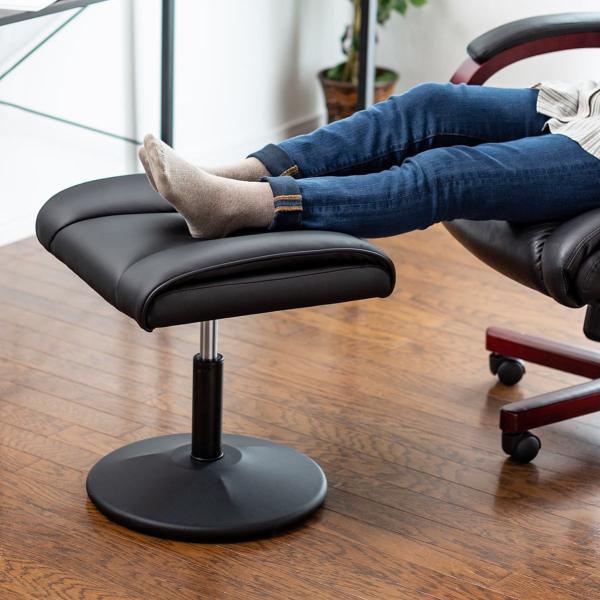 オットマン 脚置き台 スツール チェア 椅子 ソファ シンプル|sanwadirect|11