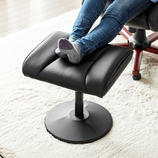 オットマン 脚置き台 スツール チェア 椅子 ソファ シンプル|sanwadirect|13