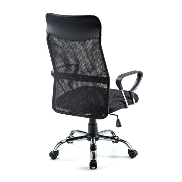 メッシュチェア ハイバック オフィスチェア パソコンチェア 肘付き 椅子 イス メッシュ|sanwadirect|13