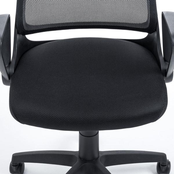 オフィスチェア メッシュ メッシュチェア 肘付き 椅子 イス オフィスチェアー sanwadirect 15