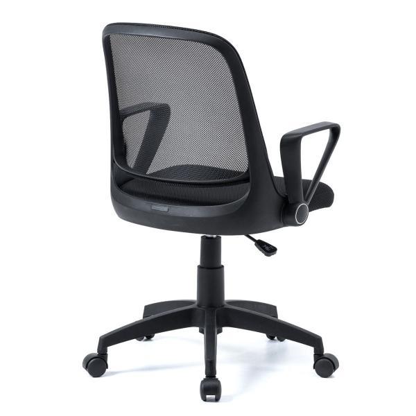 オフィスチェア メッシュ メッシュチェア 肘付き 椅子 イス オフィスチェアー sanwadirect 17