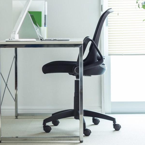 オフィスチェア メッシュ メッシュチェア 肘付き 椅子 イス オフィスチェアー sanwadirect 18