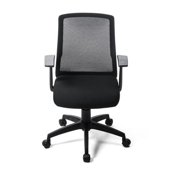 オフィスチェア メッシュ メッシュチェア 肘付き 椅子 イス オフィスチェアー(即納) sanwadirect 15