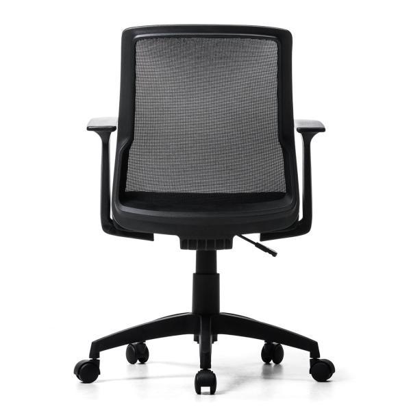 オフィスチェア メッシュ メッシュチェア 肘付き 椅子 イス オフィスチェアー(即納) sanwadirect 16