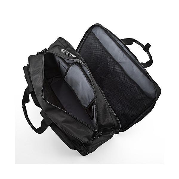 ガーメントバッグ ビジネスバッグ ガーメントケース 出張 スーツ入れ PC対応(即納)|sanwadirect|12