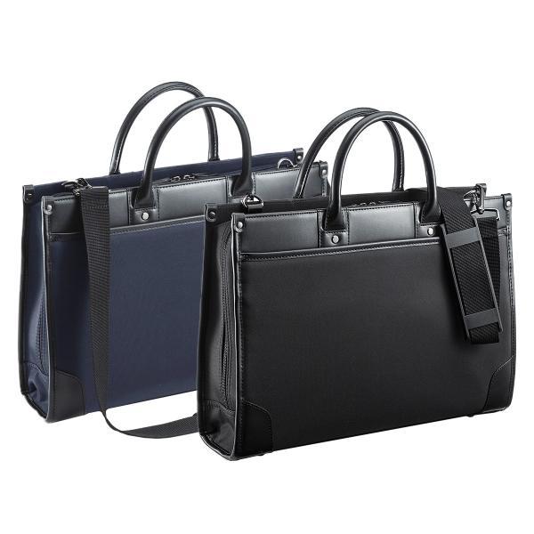 ビジネスバッグ 2WAY パソコンバッグ 防水 撥水 メンズ ブリーフケース バック パソコン PC対応(即納)|sanwadirect|19