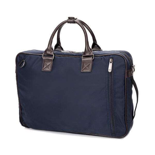 ビジネスバッグ 3WAY メンズ リュック 軽量 スリム 通勤 ビジネスバック(即納)|sanwadirect|15