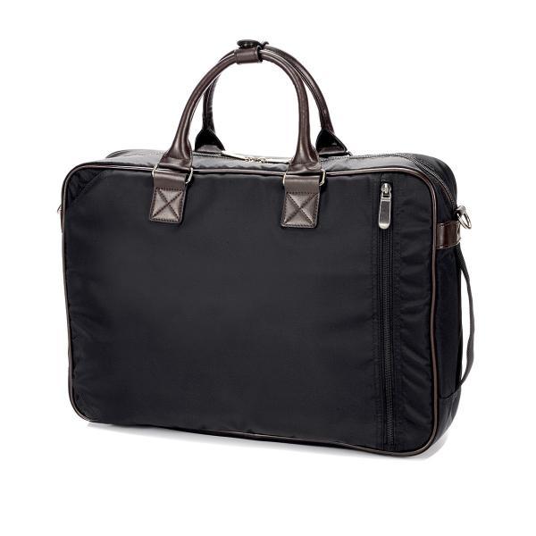 ビジネスバッグ 3WAY メンズ リュック 軽量 スリム 通勤 ビジネスバック(即納)|sanwadirect|16