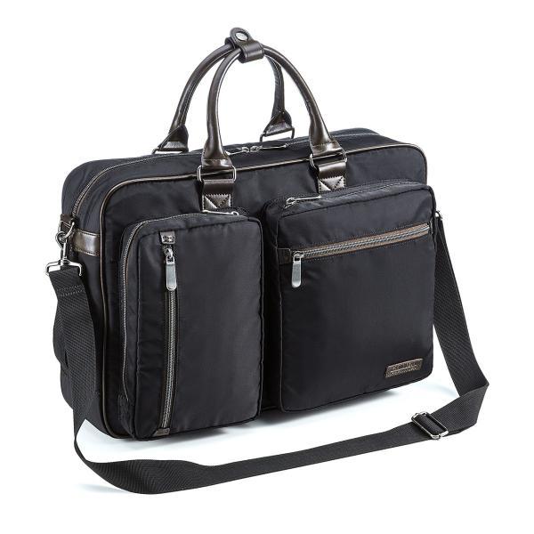 ビジネスバッグ 3WAY メンズ リュック 軽量 スリム 通勤 ビジネスバック(即納)|sanwadirect|09