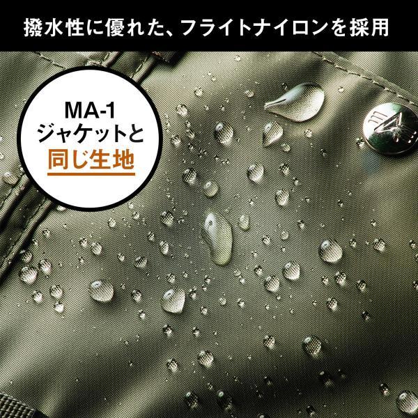ショルダーバッグ サコッシュ メンズ 斜めがけ 肩掛け バッグ 2WAYバッグ 軽量 薄型 ALPHA(即納)|sanwadirect|05