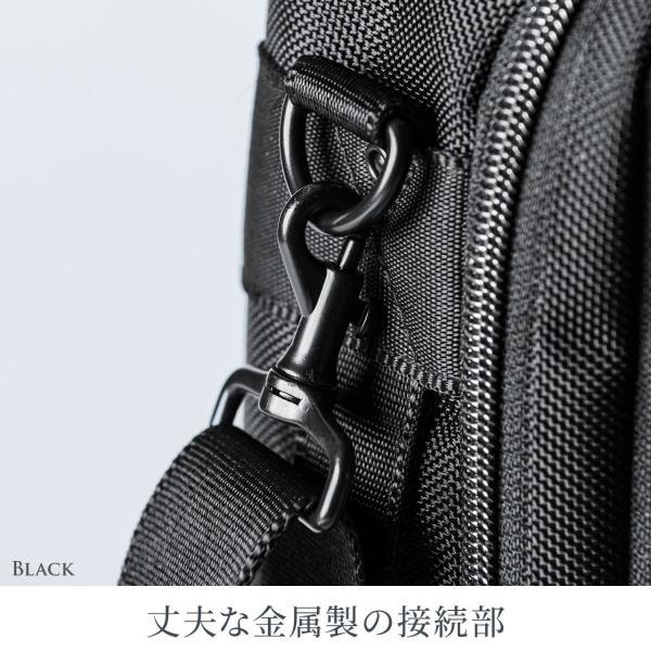 ビジネスバッグ メンズ 3WAY 大容量 撥水 簡易防水生地 出張 通勤 汚れに強い 高級感 ギフト プレゼント(即納)|sanwadirect|13