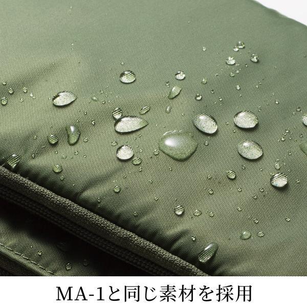 サコッシュ メンズ ショルダー バッグ 2wayバッグ 斜めがけ 肩掛け 軽量 薄型 ALPHA アルファ ショルダーバッグ(即納)|sanwadirect|07
