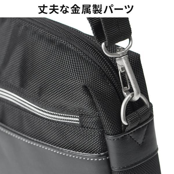 ショルダーバッグ メンズ バッグ 斜めがけ 小さめ カジュアル サコッシュ ショルダーバック(即納)|sanwadirect|11