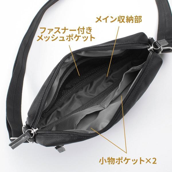 ショルダーバッグ メンズ バッグ 斜めがけ 小さめ カジュアル サコッシュ ショルダーバック(即納)|sanwadirect|08