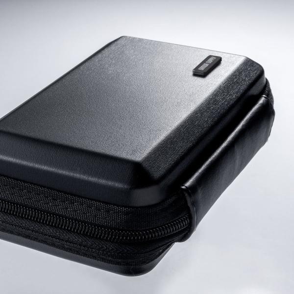 トラベルポーチ 収納 ポーチ ケース 小物整理 旅行 便利グッズ セキュリティ|sanwadirect|09