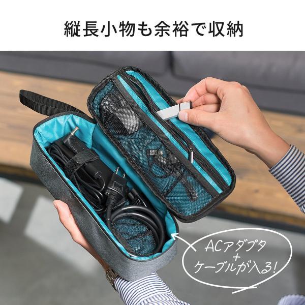 ケース トラベルポーチ ポーチ 収納 旅行 便利グッズ(即納)|sanwadirect|03