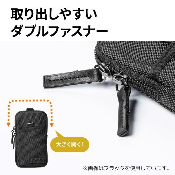 スマホケース スマホポーチ メンズ iPhone ベルト リュック ショルダー 携帯ケース sanwadirect 14