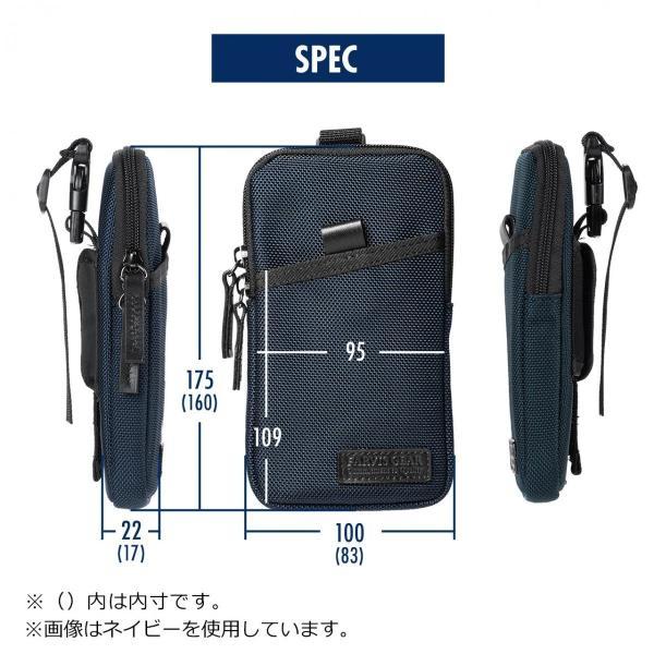 スマホケース スマホポーチ メンズ iPhone ベルト リュック ショルダー 携帯ケース sanwadirect 15