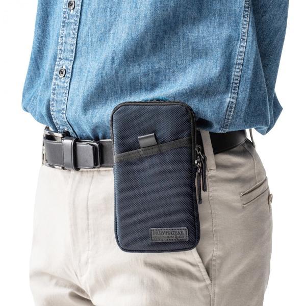 スマホケース スマホポーチ メンズ iPhone ベルト リュック ショルダー 携帯ケース sanwadirect 18