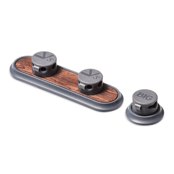 ケーブルホルダー 磁石 マグネットホルダー3個入り マグネットベース 両面テープ貼り付け ケーブル落下防止 フラットケーブル(即納)|sanwadirect|16
